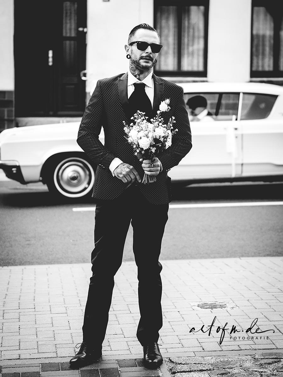 artofm.de Bräutigam Hochzeit Traumhochzeit Fotograf Greifswald